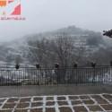 nieve2 - Vuelve la nieve a nuestro pueblo