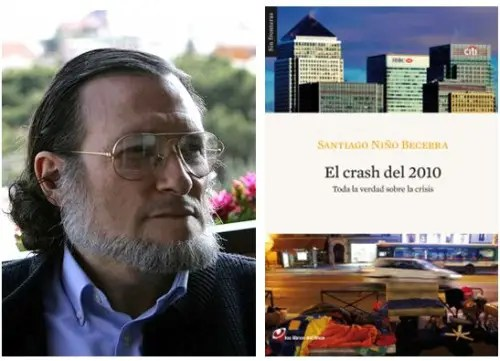 nino becerra - santiago nino-becerra crash 2010