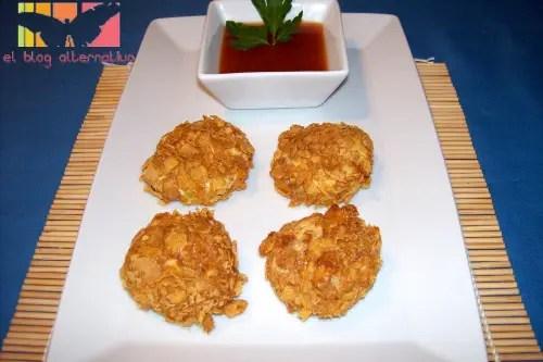 nuggets - nuggets de tofu