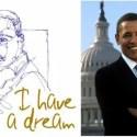 obama - Los sueños se pueden cumplir. Discurso de Martin Luther King en 1963