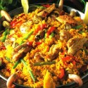 paella - Reconsidere las comidas con los amigos. Simplifica tu vida 24