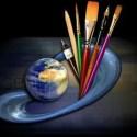 """paleta - """"Somos artistas de nuestra vida"""" por Paulo Coelho"""