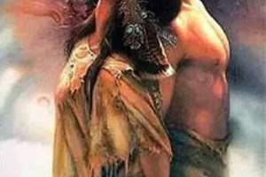 pareja sioux1 - El amor y la libertad: una historia sioux
