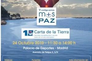 paz21 - V Congreso Contigo Somos + Paz: Madrid, 24 de octubre 2010