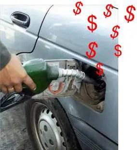 poner gasolina - poner gasolina