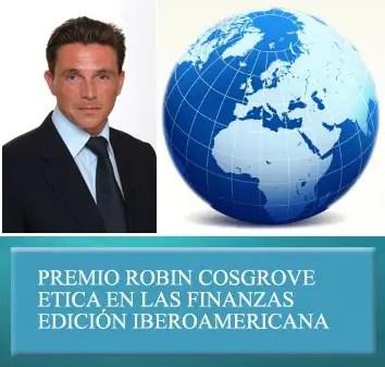 premio robin cosgrobe etica en las finanzas - Premio Robin Cosgrobe - Etica en las finanzas