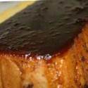 pudding - Puding de pan viejo con chocolate ecológico