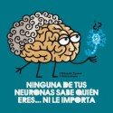 punset neuronas - Hay vida antes de la muerte: Camiseta divulgativa de Eduard Punset y Kukuxumusu
