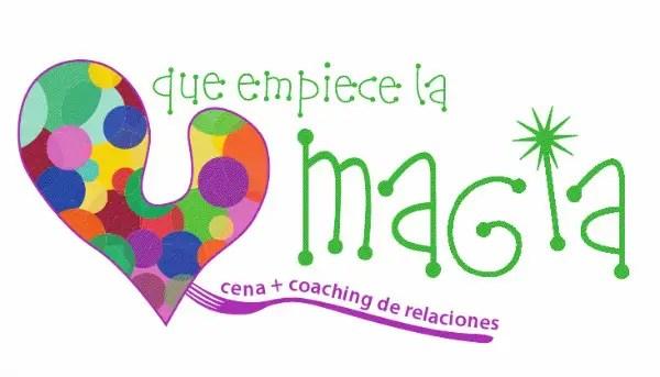 que empiece la magia - COACHING DE RELACIONES + cena. Entrevista a Angela Vázquez