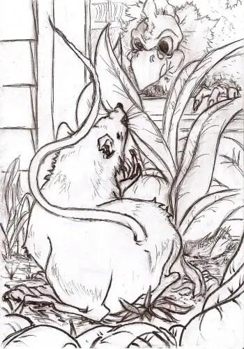 raton ratonera - raton ratonera elena fernandez