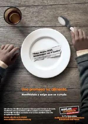 rebelate contra la pobreza - rebelate contra la pobreza