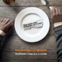 rebelate contra la pobreza - Una promesa no alimenta. Semana Mundial contra la Pobreza del 13 al 18 de octubre 2009