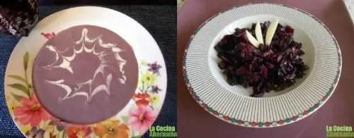 recetas lombarda - 2 recetas con lombarda: crema y col confitada con manzana