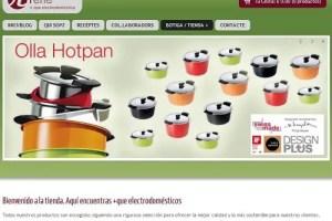 rene tienda online - Presentamos la nueva tienda on-line de rené + que electrodomèstics