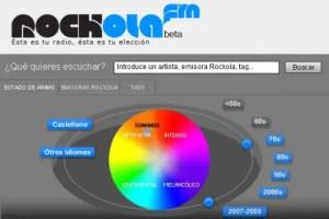 rockola - Rockola.fm: escucha música según tu estado de ánimo