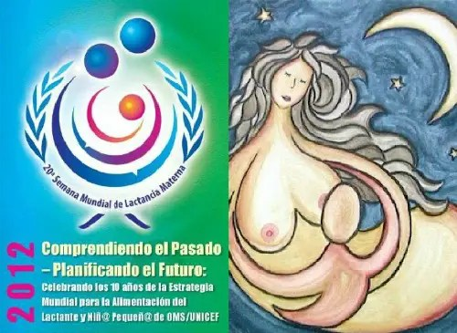"semana lactancia - Semana Mundial de la Lactancia Materna 2012: vuelven las ""tetadas colectivas"""
