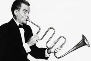 spike jones 110 copia - El humor en la música (1/2)