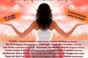spiritualdancefestivalcartel 1MB - SPIRITUAL DANCE Festival en Barcelona: diversión y espiritualidad juntos