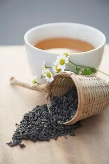 te verd - Cosmética natural a base de té verde y receta de gel anticelulítico