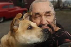 toby - RESCUE INK: moteros tatuados al rescate de mascotas maltratadas