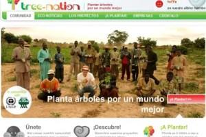 tree nation - Tree-Nation: plantar árboles por un mundo mejor
