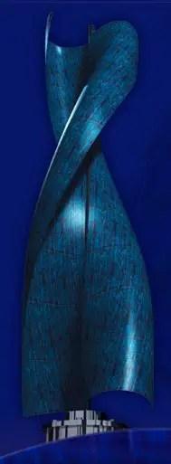 turbina bluenergy solarwind - turbina Bluenergy Solarwind