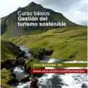 turismo sostenible - Gestión del turismo sostenible: curso online