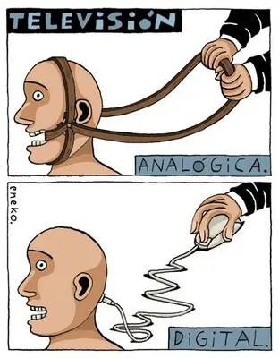 tv analogica y digital - tv-analogica-y-digital eneko