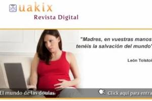 uakix16 - El mundo de las doulas: revista online Uakix enero 2011