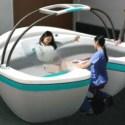 waterbirth - Waterbirth vessel: parto natural y tecnología pueden ir de la mano