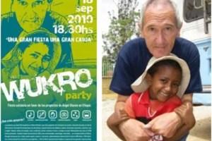 wukro - WUKRO PARTY: una gran fiesta, una gran causa