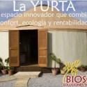 yurta - Vivir en una YURTA: un tipo de vivienda que gana usuarios en España