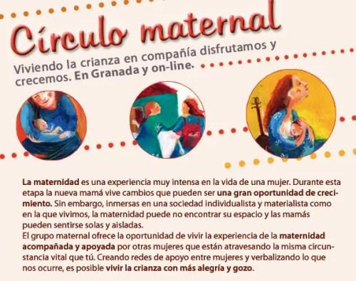 circulo maternal - circulo maternal
