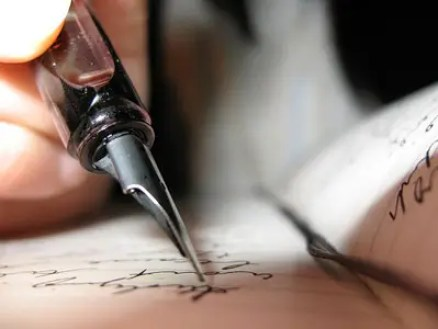 """escritura1 - """"Querida incompresión"""", cuando un recurso terapéutico se convierte en creación artística"""
