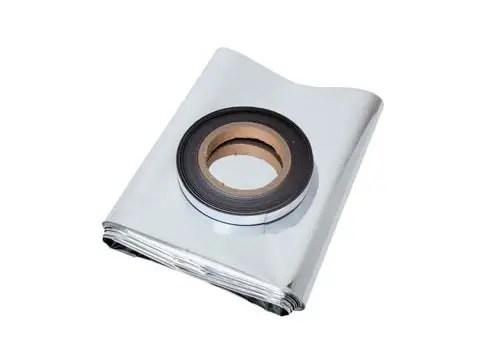 kit reflectante para radiador - Aprovechar más el calor de los radiadores. Los viernes de Ecología Cotidiana