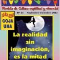 quitapesares - Quitapesares nº 13: revista de cultura espiritual y vivencial