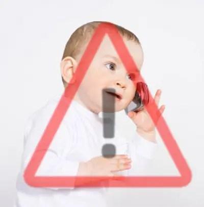 radiaciones electromagneticas y bebes