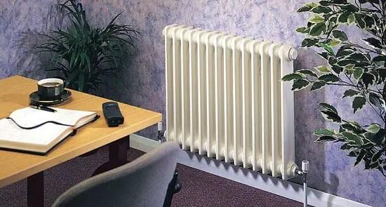 radiador - Aprovechar más el calor de los radiadores. Los viernes de Ecología Cotidiana