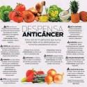 anticancer - 24 alimentos anticáncer que no debemos olvidar