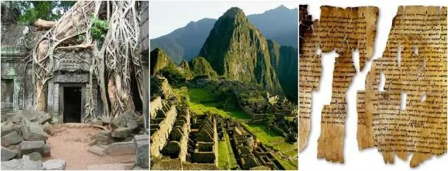 tierra hueca civilizaciones1 - LA TIERRA HUECA: aperturas solares, dos nuevos continentes y civilización intraterrena