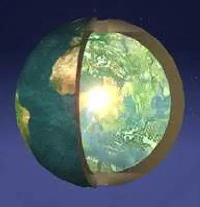 tierra hueca foto - LA TIERRA HUECA: aperturas solares, dos nuevos continentes y civilización intraterrena