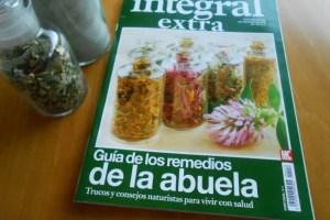 DSCN1141 - Guía de los remedios de la abuela: revista Integral Extra nº 13