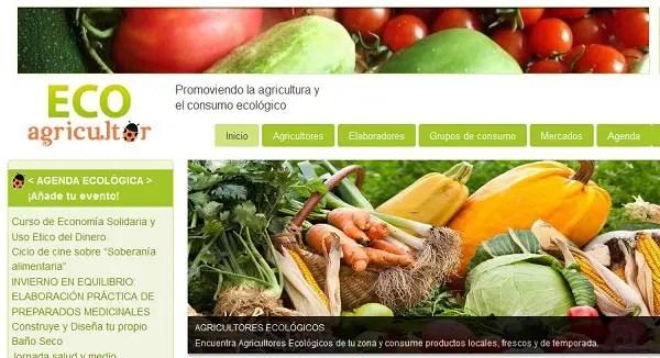 ECO agricultor - ECO agricultor, promoviendo la agricultura y el consumo ecológico. Los viernes de Ecología Cotidiana