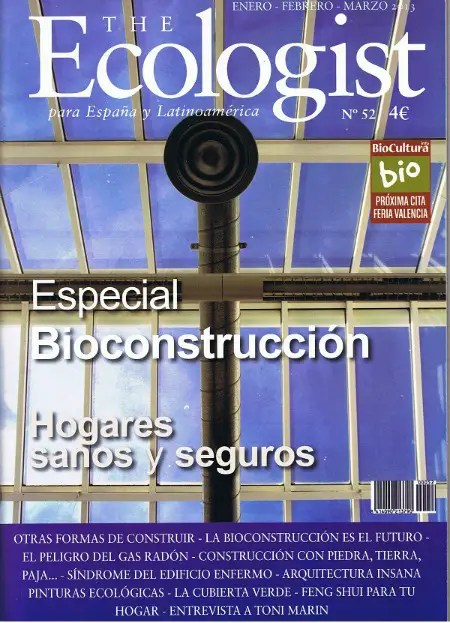 The ecologist portada