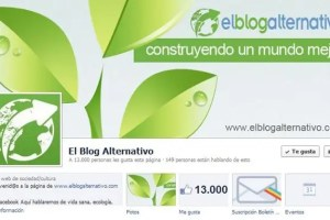 Facebook El Blog Alternativo 13000