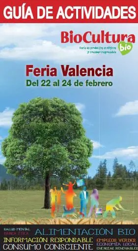 Guia de actividades Biocultura Valencia 2013 - Prepara tu visita a BIOCULTURA Valencia 2013