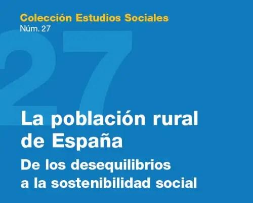la poblacion rural en españa - la poblacion rural en españa