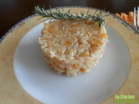 risotto - Infusión relajante y digestiva invernal y 4 recetas más de La Cocina Alternativa