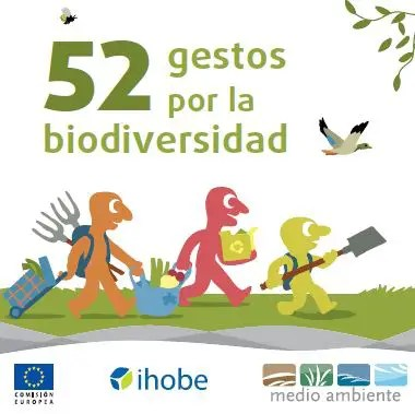 52 gestos por la biodiversidad - 52 gestos por la biodiversidad