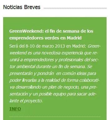 Noticia breve - Promoción especial 3x2 para anunciarse en El Blog Alternativo (Marzo 2013)